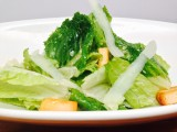 Caesar Salad with Gluten Free Croutons