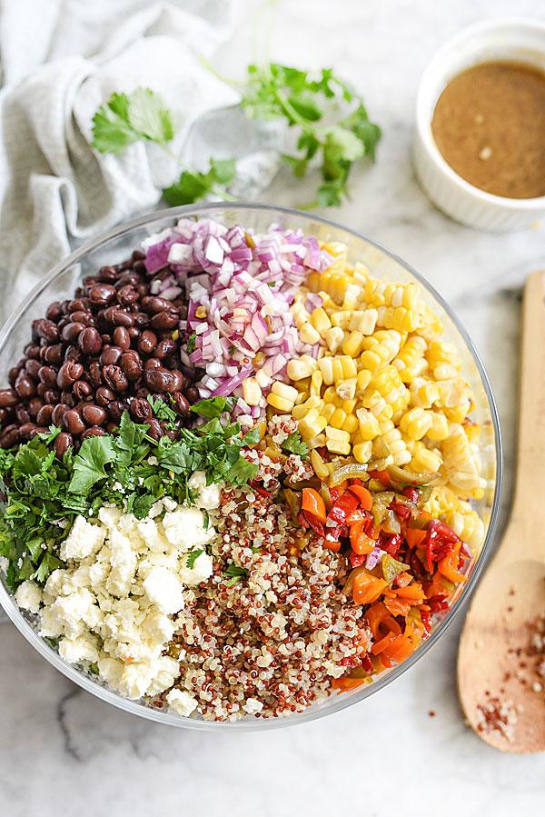 Quinoa-and-Grilled-Corn-Southwest-Salad-foodiecrush.com-45