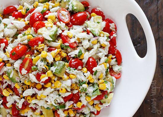 Summer-Tomatoes-Corn-Crab-and-Avocado-Salad-550x397