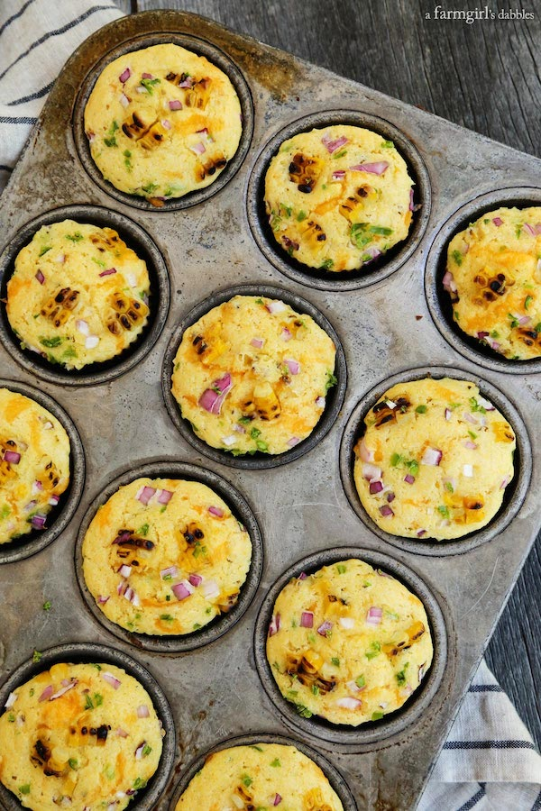 Jalapeno-and-Grilled-Sweet-Corn-Muffins