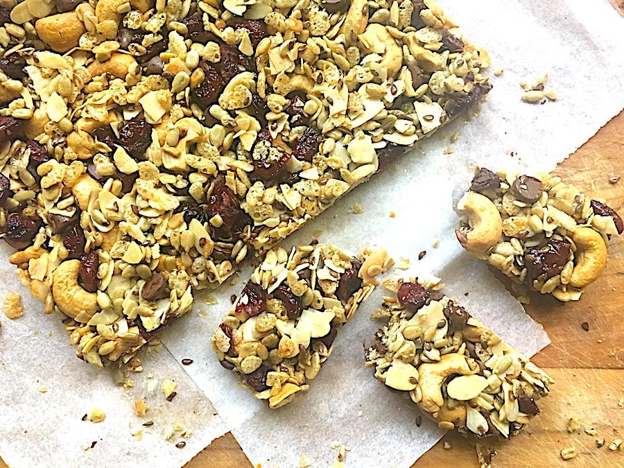 granola bar cashew 2