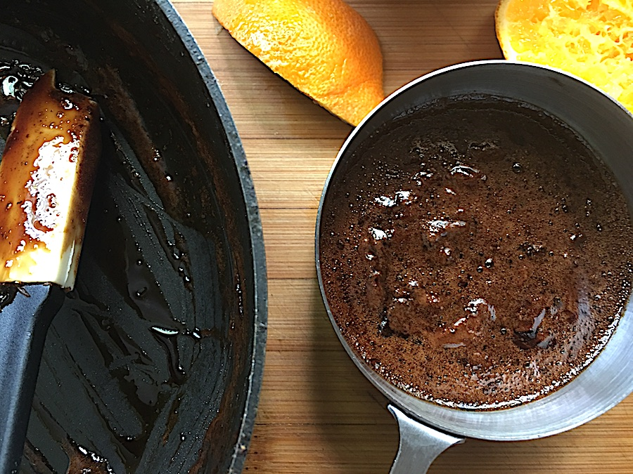 Orange Balsamic Glaze Chef Silvia